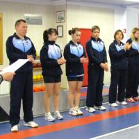 Ženska ekipa Pivke