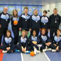 Ženska ekipa po zaključku sezone 2012/2013